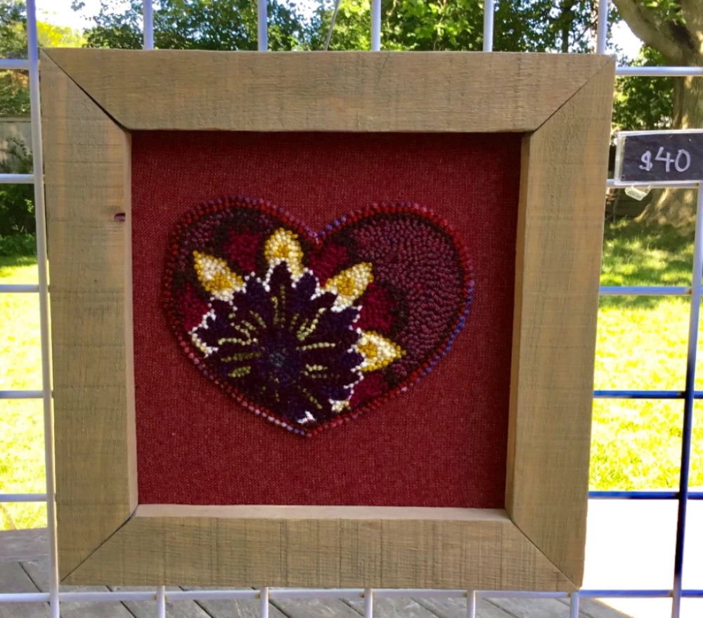 Heart - Wall Hanging