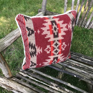 Loon and Blood Moon -  Pillow Kit - Oxford Punch
