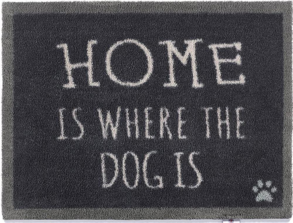 HOME is Where the Dog is - Black