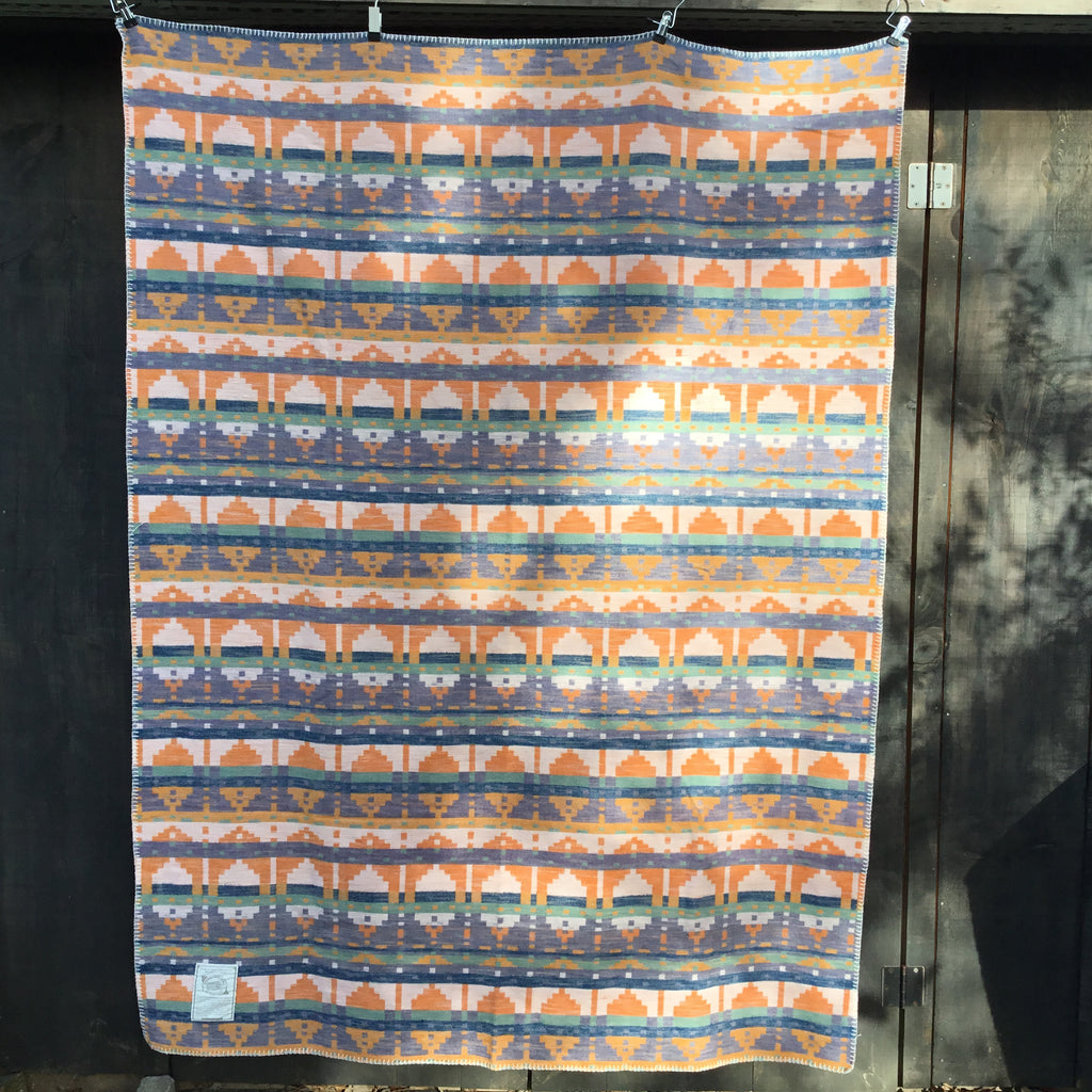 "Cotton Blanket 74"" x 54"""