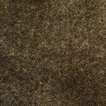 Wool Fabric  - Brown Tweed