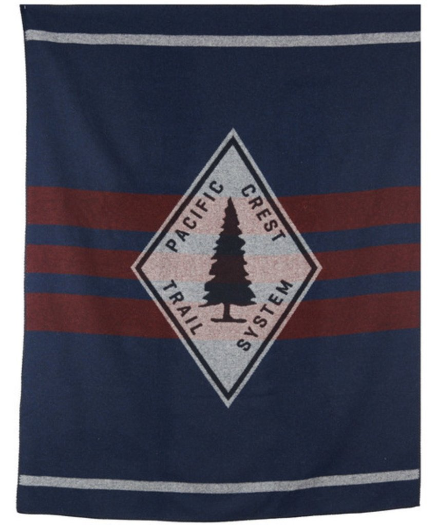 "Pacific Crest Trail Blanket 60"" x 46"""