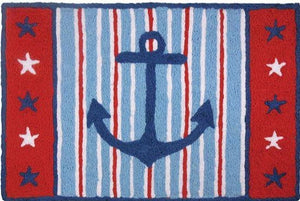 Red, White and Blue Anchor