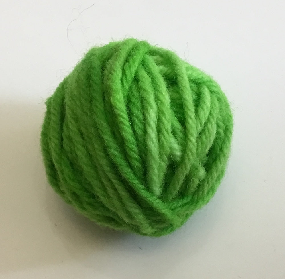 Hand Dyed Baby Cakes 100% Wool Yarn, 4 Ply