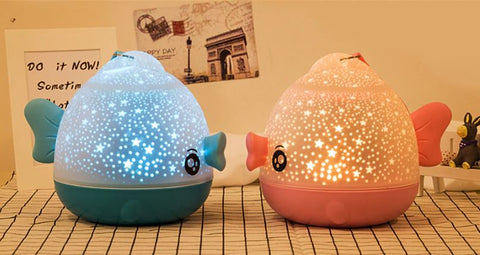 LED Night Light Projector