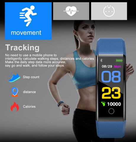best Sport Watch Fitness Tracker