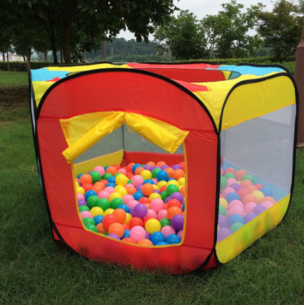 childrens ball pit
