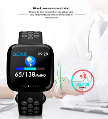 strongly healthy smart watch