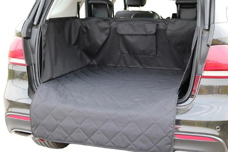 Waterproof Pet Barrier Trunk Cover