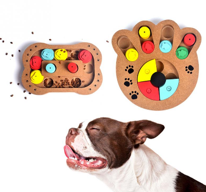 Interactive Dog Toy Puzzle