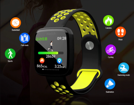 sport monitor watches