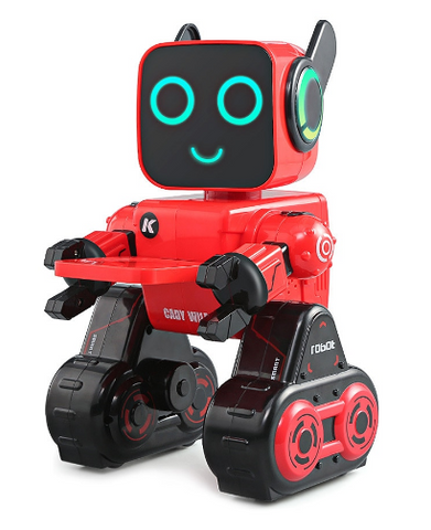 remote control robot toy