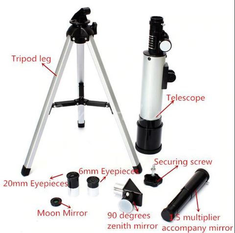 space astronomical telescope