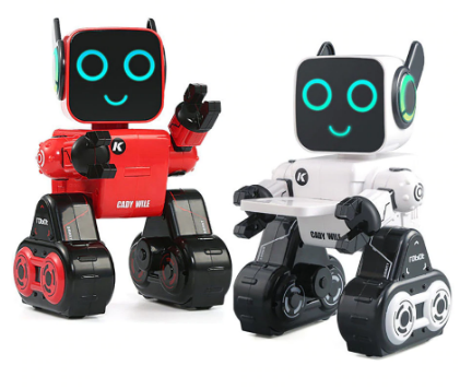 Voice Activated RC Smart Robot