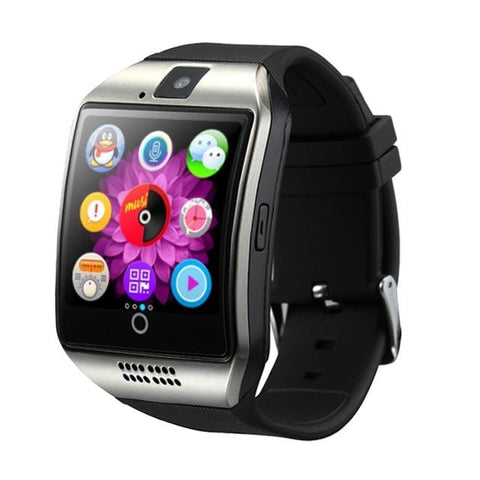 Silver Android Smart Watch