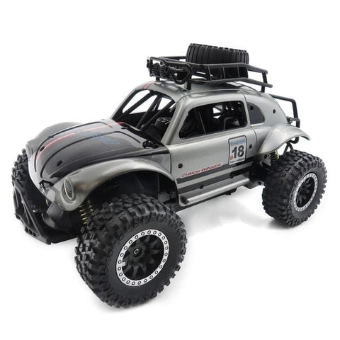 RC car grey