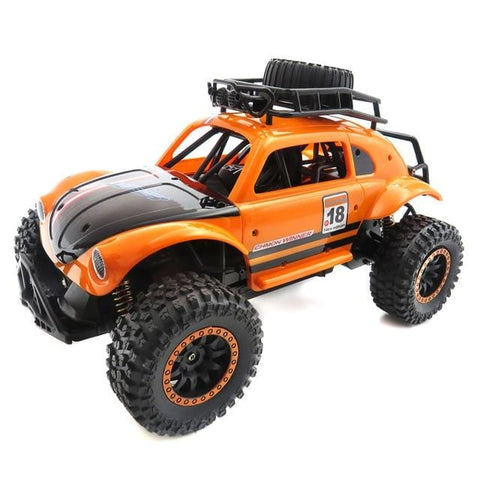 Orange Remote Control Cars