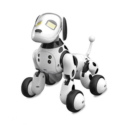 Image of Smart Pet Robot Dog Operated With Remote Control