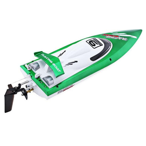 Image of high-speed rc boat