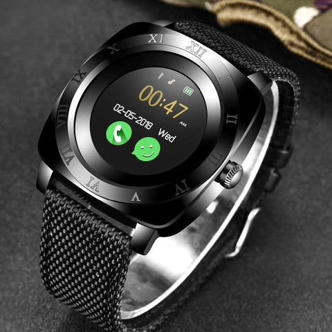 Classic Smart Watch for Men with Activity Tracker