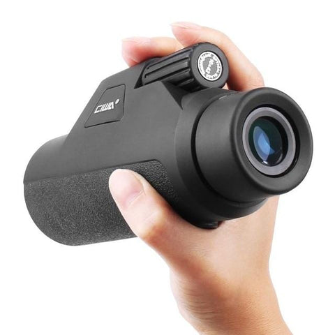 Monocular Scope for Outdoor Scenery