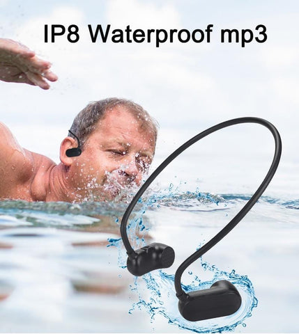 Fully Waterproof Sports Earphones
