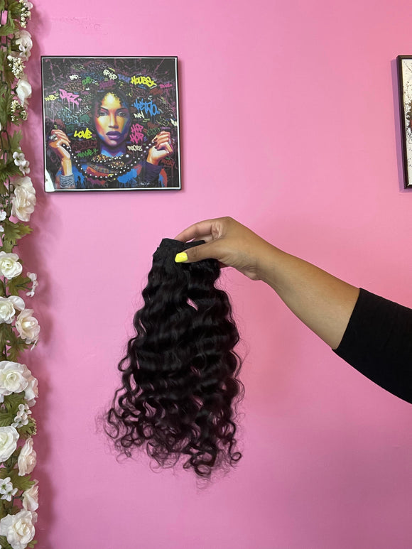 Burmese Curly Hair Bundles - Instant Beauty Hair