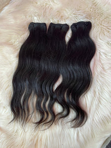 Indonesian Natural Raw Wavy Bundles - Instant Beauty Hair