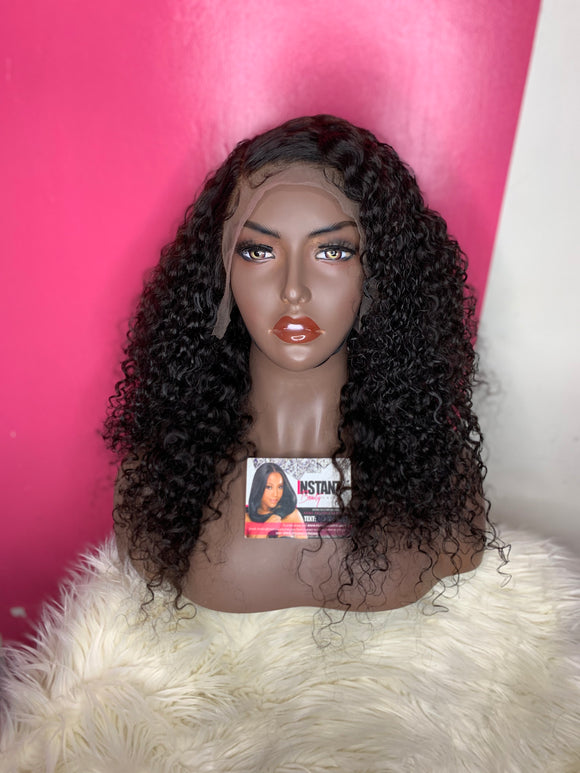 """Paris Unit"": 18"" Custom Lace Frontal Wigs - Instant Beauty Hair"