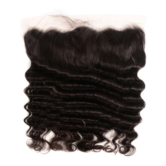 Supreme Lace Frontals (13x4 Transparent) - Instant Beauty Hair