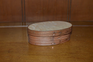 Painted Shaker Oval Boxes