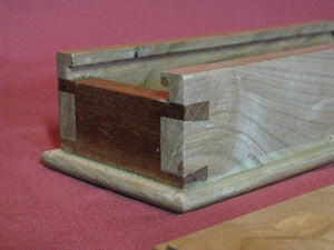 Sliding Dovetail Box