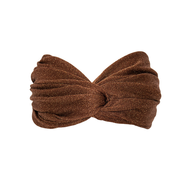 Nova Headband in Cinnamon