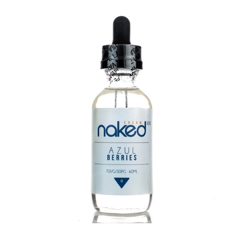 Naked 100 Cream - Azul Berries 60ML