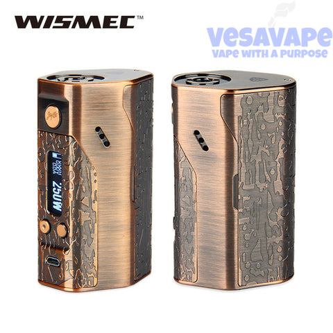 Authentic Wismec Evolv DNA250 Mod 250W Reuleaux