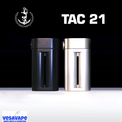 Squid Industries Tac 21 200W Box Mod