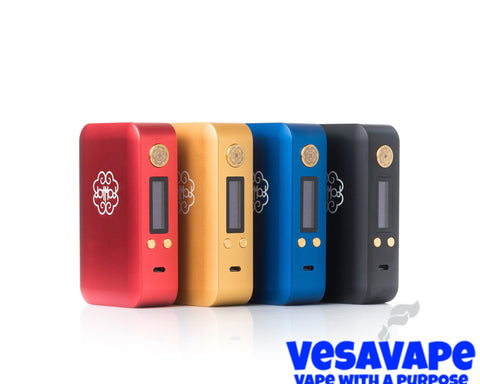 DotMod 200w Regulated Box Mod with dotChip Technology