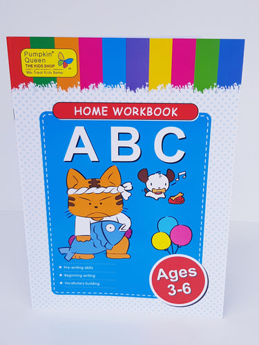 ABC Workbook - Cleva Poppy