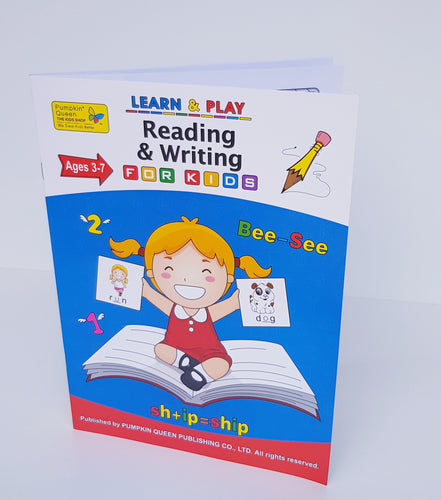 Reading and Writing Workbook - Cleva Poppy