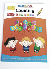Counting Workbook - Cleva Poppy