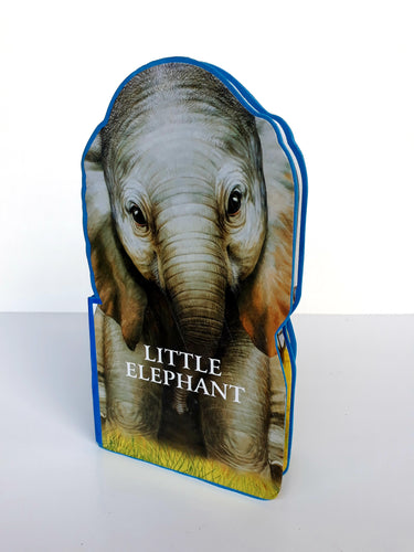 Elephant Chunky Book - Cleva Poppy