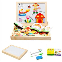 2in1 Educational Board - Cleva Poppy