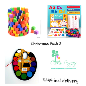 Cleva Christmas Packs - Including Free Delivery