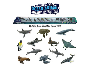 Ocean World Collectors Mini Figurines - Cleva Poppy