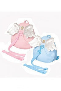 Child Safety Harness Angel Wings Backpack - Cleva Poppy