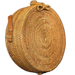 Bali bag - Kuta - 20cm - Natural - Myroundbag