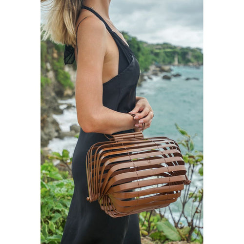 Mulia brown - Myroundbag.fr