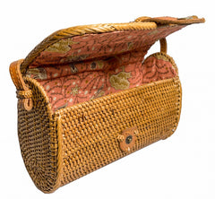 Bali bag - Medewi - 20cm - Natural - Myroundbag