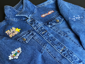 Embroidery Denim Jacket