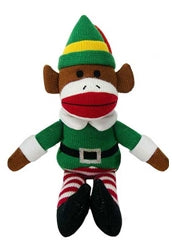 Holiday Sock Monkeys